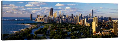 Chicago IL Canvas Print #PIM3230