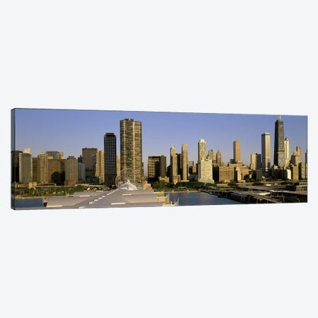 Chicago IL Canvas Print #PIM3233} by Panoramic Images Canvas Art Print