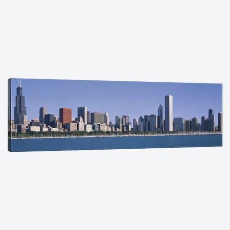 Chicago IL Canvas Print #PIM3234} by Panoramic Images Canvas Wall Art