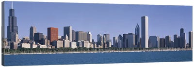 Chicago IL Canvas Print #PIM3234