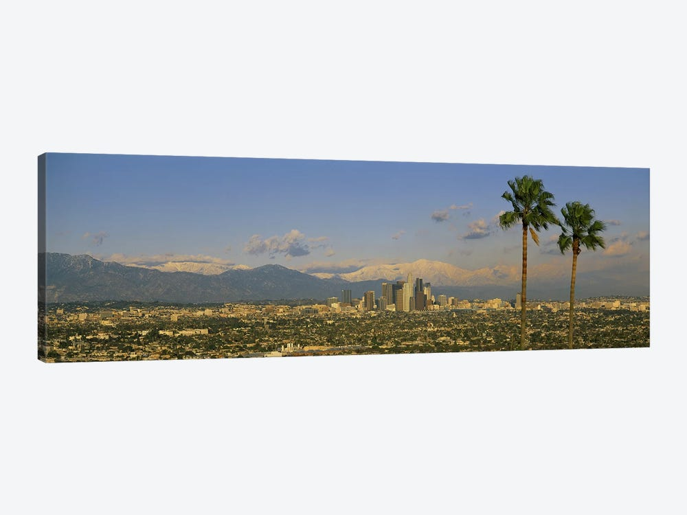 Los Angeles CA by Panoramic Images 1-piece Canvas Print