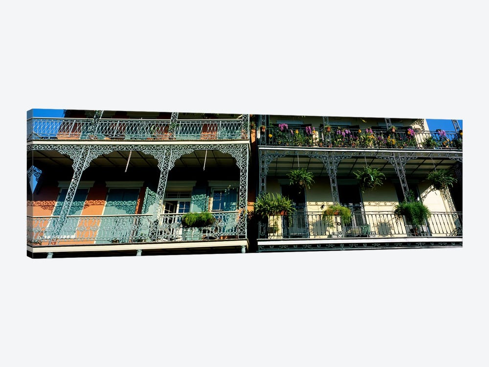 Bourbon Street New Orleans LA #2 by Panoramic Images 1-piece Canvas Art Print