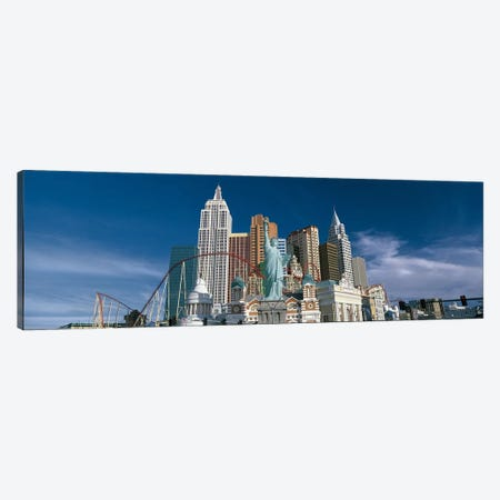 Casino Las Vegas NV Canvas Print #PIM3243} by Panoramic Images Canvas Art