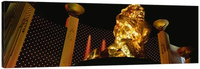 MGM Grand Las Vegas NV Canvas Art Print