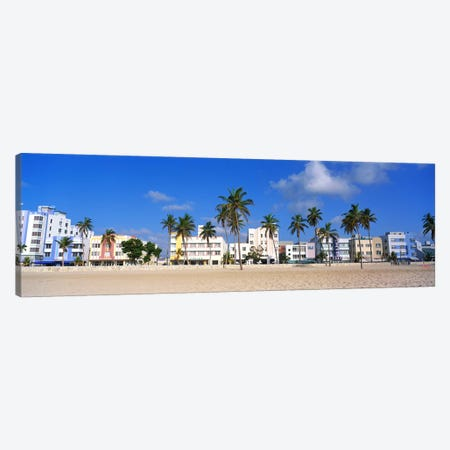 Miami Beach FL Canvas Print #PIM3247} by Panoramic Images Art Print