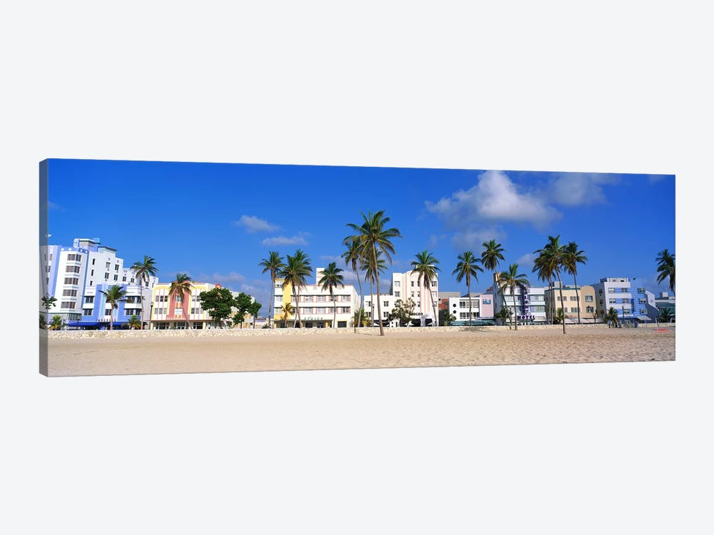 Miami Beach FL by Panoramic Images 1-piece Canvas Art