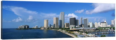Miami FL #2 Canvas Art Print
