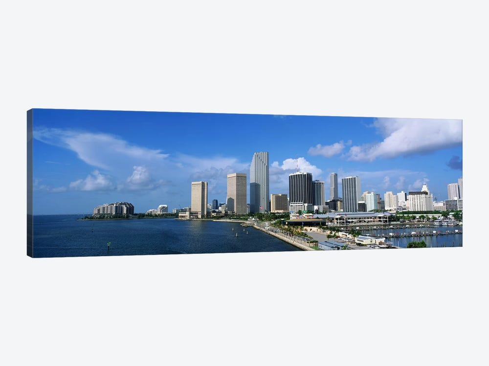 Miami FL #2 by Panoramic Images 1-piece Art Print