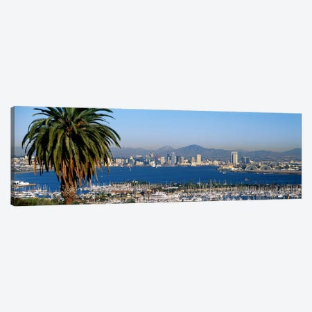 San Diego CA Canvas Print #PIM3250} by Panoramic Images Canvas Art Print