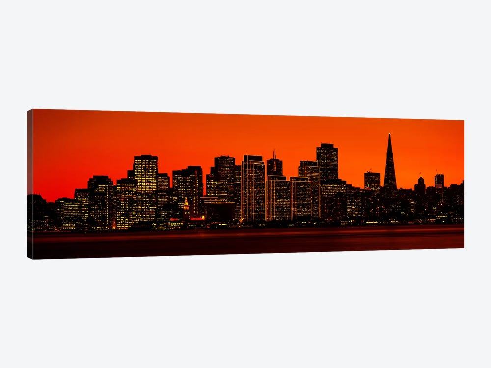 San Franscisco CA by Panoramic Images 1-piece Art Print