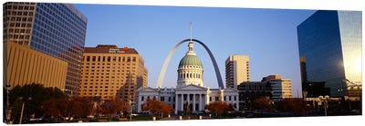 St. Louis MO Canvas Print #PIM3253