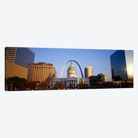 St. Louis MO Canvas Print #PIM3253} by Panoramic Images Art Print