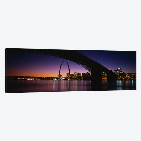 St. Louis MO Canvas Print #PIM3254} by Panoramic Images Canvas Artwork