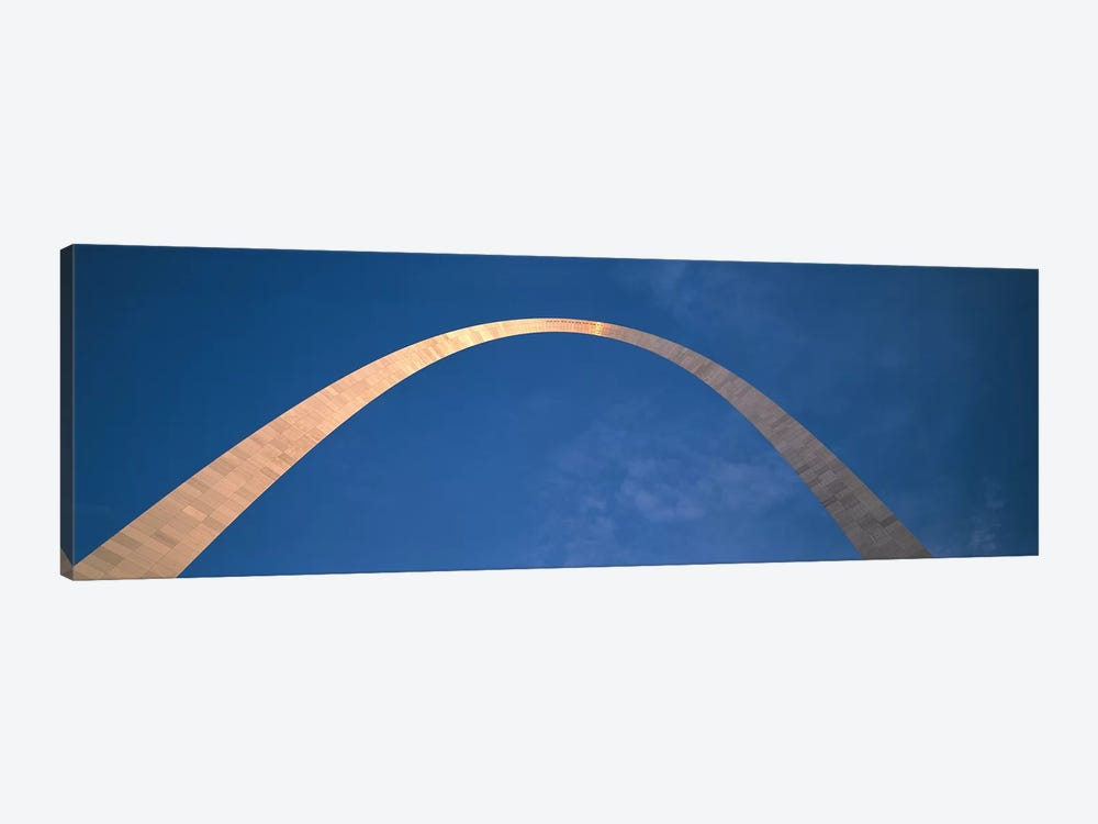 St. Louis Arch by Panoramic Images 1-piece Canvas Print