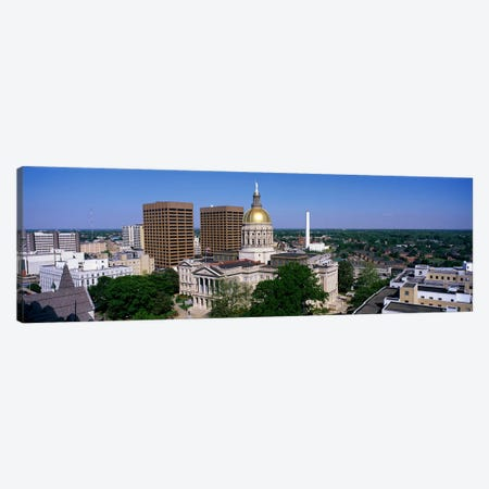 Atlanta GA Canvas Print #PIM3256} by Panoramic Images Canvas Wall Art