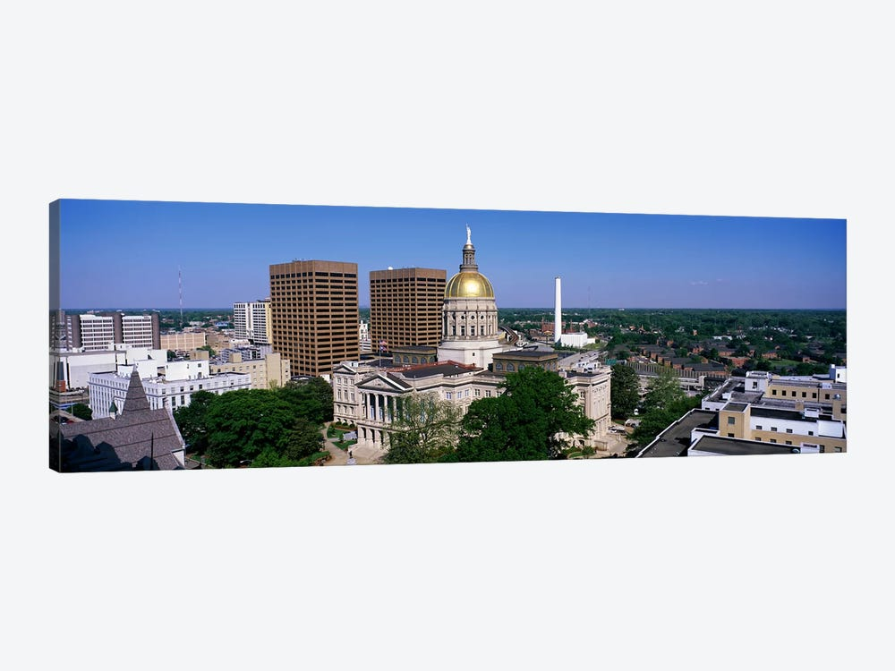 Atlanta GA by Panoramic Images 1-piece Canvas Artwork