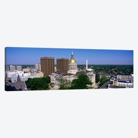 Atlanta GA Canvas Print #PIM3256} by Panoramic Images Canvas Wall Art