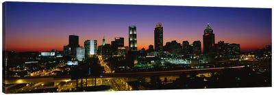 Atlanta GA #2 Canvas Print #PIM3257