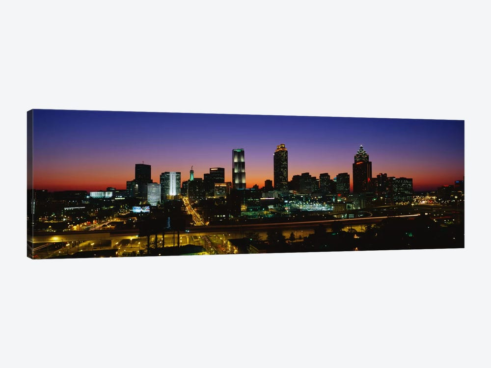 Atlanta GA #2 by Panoramic Images 1-piece Art Print