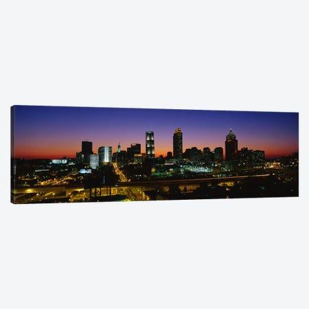Atlanta GA #2 Canvas Print #PIM3257} by Panoramic Images Canvas Artwork