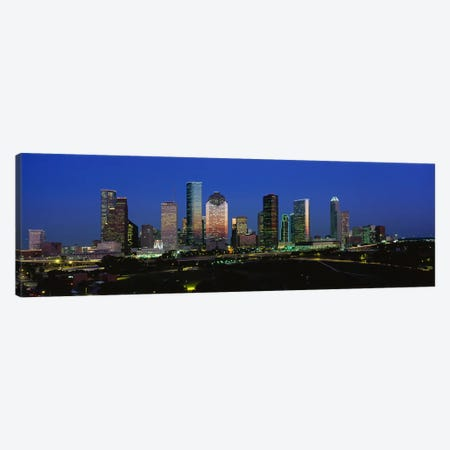 Houston TX Canvas Print #PIM3264} by Panoramic Images Canvas Print