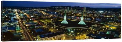 Portland OR Canvas Print #PIM3265