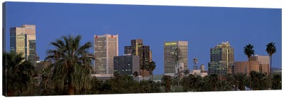 Phoenix AZ Canvas Art Print