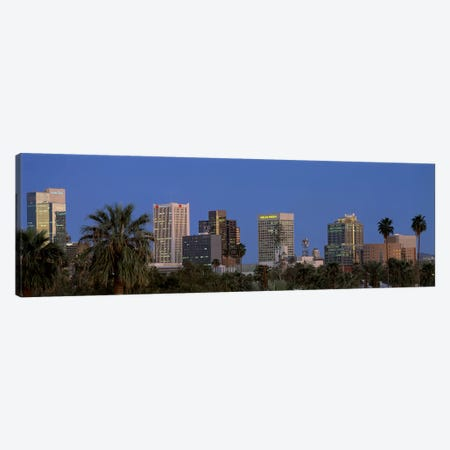 Phoenix AZ Canvas Print #PIM3266} by Panoramic Images Canvas Print