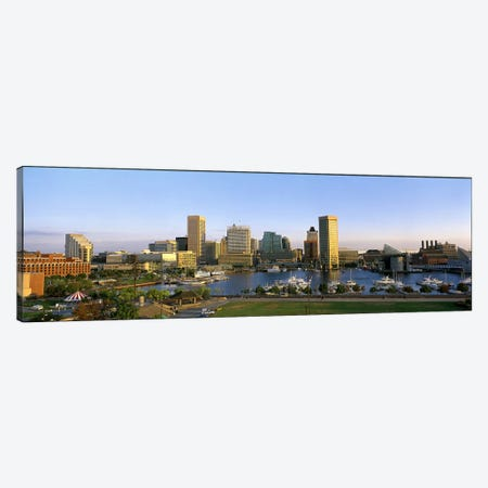Baltimore MD Canvas Print #PIM3267} by Panoramic Images Art Print