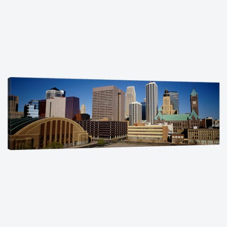 Minneapolis MN Canvas Print #PIM3269} by Panoramic Images Canvas Art