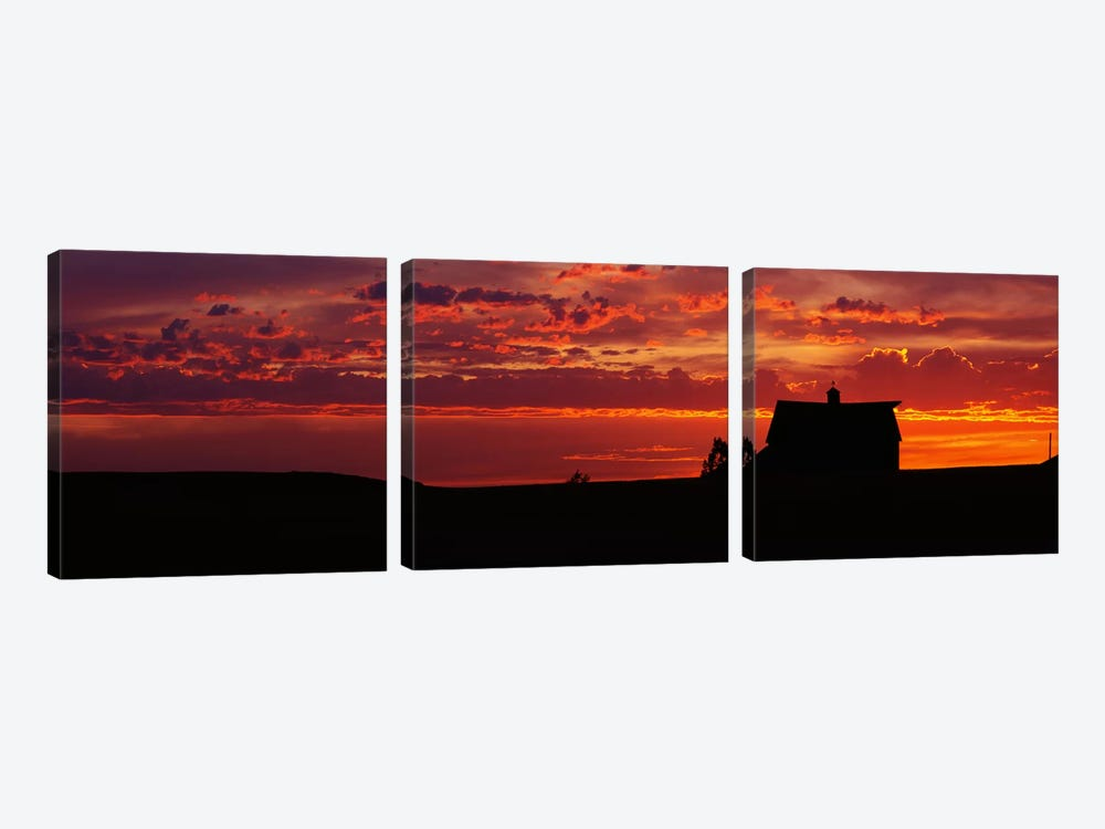 Farmhouse WA by Panoramic Images 3-piece Art Print