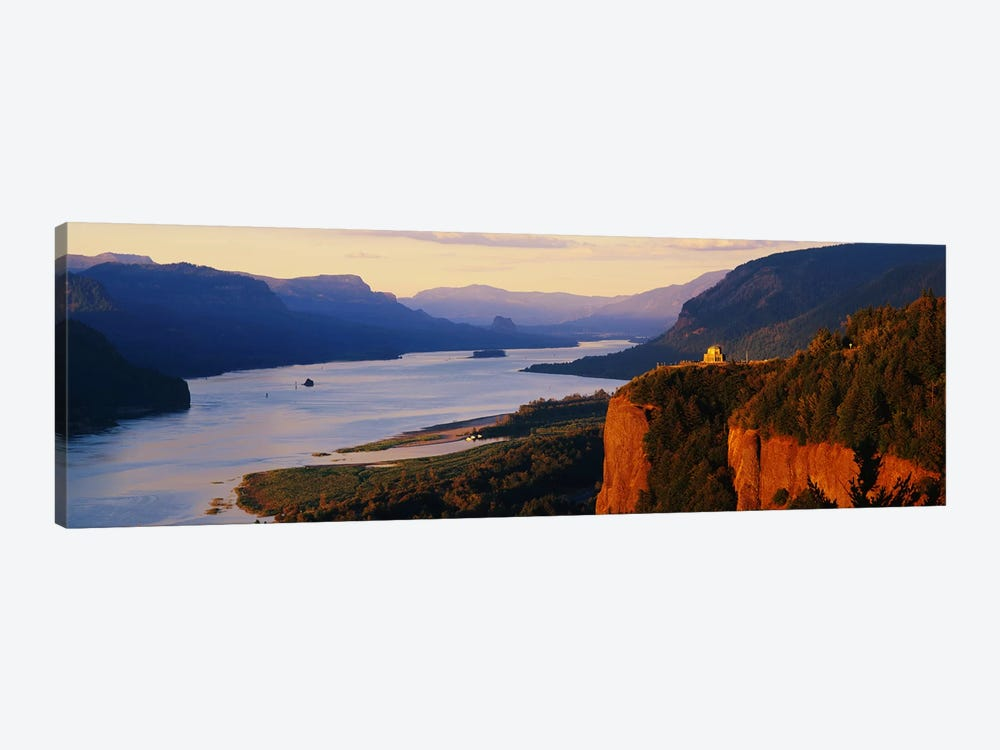 Columbia River OR by Panoramic Images 1-piece Art Print