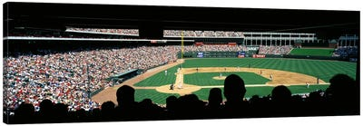 The Ballpark in Arlington Canvas Print #PIM3295