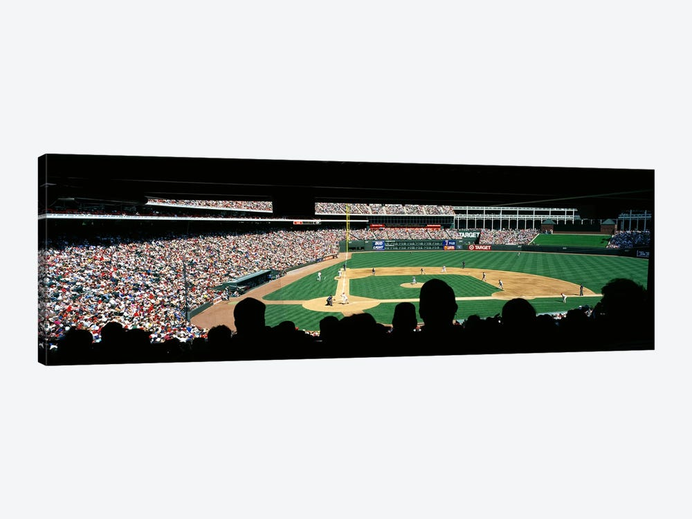The Ballpark in Arlington by Panoramic Images 1-piece Art Print