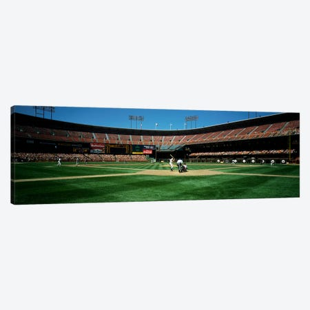 Candlestick Park San Francisco CA Canvas Print #PIM3297} by Panoramic Images Canvas Art