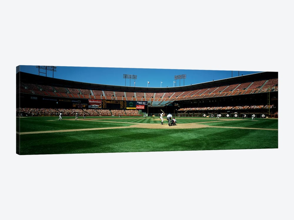 Candlestick Park San Francisco CA by Panoramic Images 1-piece Canvas Print