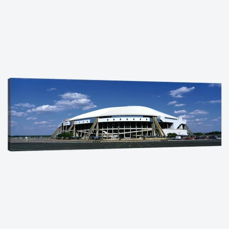 Texas Stadium Canvas Print #PIM3298} by Panoramic Images Canvas Art Print