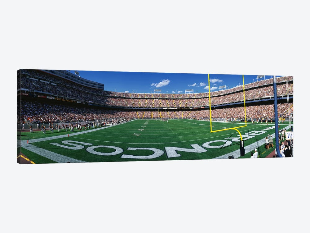 Mile High Stadium by Panoramic Images 1-piece Art Print