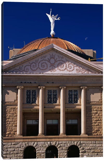 Arizona State Capitol Building Phoenix AZ Canvas Art Print
