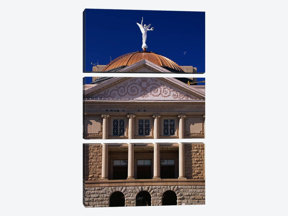 Arizona State Capitol Building Phoenix AZ by Panoramic Images 3-piece Canvas Art