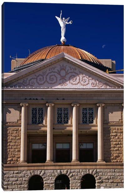 Arizona State Capitol Building Phoenix AZ Canvas Art Print