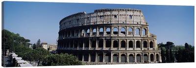 Colosseum (Flavian Amphitheatre), Rome, Lazio Region, Italy Canvas Print #PIM3310