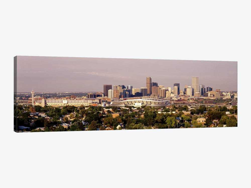 Denver CO #2 by Panoramic Images 1-piece Canvas Art Print