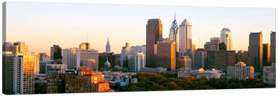Philadelphia, Pennsylvania, USA #4 Canvas Art Print