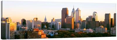 Philadelphia, Pennsylvania, USA #4 Canvas Art Print