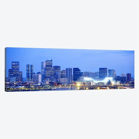Denver Colorado USA Canvas Print #PIM3330} by Panoramic Images Canvas Wall Art