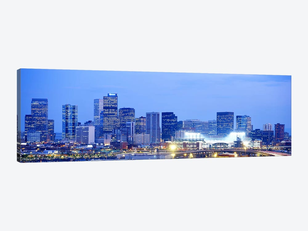 Denver Colorado USA by Panoramic Images 1-piece Canvas Art Print