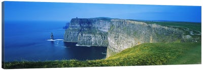 Cliffs Of Moher, County Clare, Republic Of Ireland Canvas Print #PIM3343