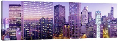 Chicago IL Canvas Print #PIM3350
