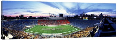 Soldier Field FootballChicago, Illinois, USA Canvas Print #PIM3351